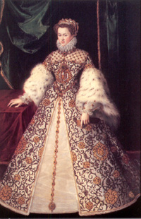 Isabel of Austria 1573 (Monastery of the Descalzas Reales)